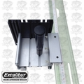 Excalibur 40-120 Router Fence Stock Pusher