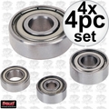 Freud 62-XXX 4x 4pc Assorted Ball Bearings for Router Bits