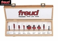 Freud 88-100 9 pc Router Bit Set