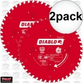 "Freud D1244X 2pk 12"" x 44 Tooth Diablo Combination Blade"