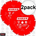 "Freud D1260X 2pk 12"" x 60 Tooth Diablo Combination Blade"