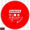 "Freud D1296L 12"" x 96 Tooth Diablo Laminate/Melamine Saw Blade"