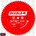 "Freud D1660X 16-5/16"" x 60 Tooth Diablo Beam Cutting Blade"