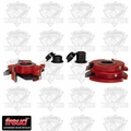 "Freud EC-260 3/4"" Stock Male / Female Cabinet Door Shaper Cutter Set"