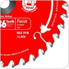Finish and Trim Saw Blades