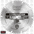"Freud LU84M011 10"" x 50 Tooth Carbide Industrial Combination Blade"