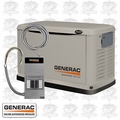Generac 6237 8,000/7,000 Watt Air Cooled Standby Generator
