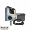 Generac 6294 Generator Transfer Switch Kit 30 AMP 6 ~ 10 Circuits Pre-Wired