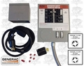 Generac 6408 Generator Power Transfer Switch Kit 30-Amp 6-10 Circuit