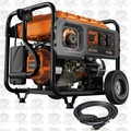 Generac 6673 7000 Watt Rapid Start Portable Generator w/ Convenience Cord
