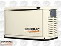 Generac 6730 20kW Air Cooled Standby Generator w/ Bisque Steel Enc