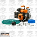 "Generac 6821 79cc Gas 1-1/2"" Clean Water Pump"