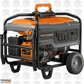 Generac 6824 XC 6500-Watt Gasoline Powered Portable Generator, CARB