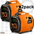 "Generac 6866 2pk iQ 2000 Watt Inverter ""Quietest Inverter You Can Buy"""