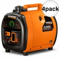 "Generac 6866 4pk iQ 2000 Watt Inverter ""Quietest Inverter You Can Buy"""