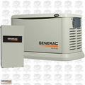 Generac 7041 Generac Guardian 7041 200 non-SE CUL Aluminium Enclosure 20/18kW Air Cooled Stand