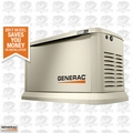 Generac 7042 22KW Guardian Standby Generator w/ Aluminum Enclosure NO Switch