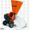 "Generac G384173 3"" Gas Powered Chipper Shredder"