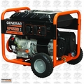 Generac GP6500 6500 Watt Portable Generator (CARB)
