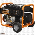 Generac GP7500E 7,500 Watt Electric Start Portable Generator (49 St/CSA)