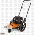 "Generac TRM67GMNTDX2OF2 22"" 163 cc Gas Walk-Behind String Trimmer Mower"