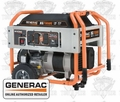 Generac 5798 7,000W Electric Start Portable Generator (49 State)