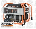 Generac XG8000E 8,000 Watt Electric Start Portable Generator (CSA)