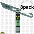 General Tools 828 8pk Digital Sliding T-bevel Electronic Protractor