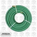 "Hitachi 19407 100' x 3/8"" Rubber Air Hose"