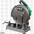 "Hitachi CC14SFS 14"" 15 Amp Portable Chop Saw with Trigger Switch, 4000-RPM"