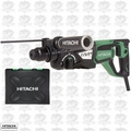 "Hitachi DH26PF 1"" SDS Plus ""D"" Handle Rotary Hammer"