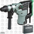 "Hitachi DH38MS 1-1/2"" SDS Max Rotary Hammer, 2-Mode"