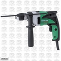 "Hitachi DV16V 5/8"" 6 Amp 2-Mode VSR Hammer Drill"