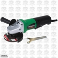 "Hitachi G12SE2P9 4-1/2"" 9.5-Amp Angle Grinder, AC/DC (Non Locking Switch)"