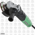 "Hitachi G12VA 4-1/2"" 13-Amp Variable Speed Angle Grinder 2,800 - 10,000rpm"
