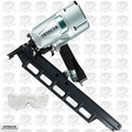 "Hitachi NR83A5 3-1/4"" Round Head Plastic Collated Framing Nailer"