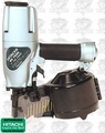 "Hitachi NV75AG 1-3/4"" to 3"" 15 Deg. Coil Framing Nailer"