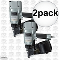 Hitachi NV83A4 2pk 16 Deg. Full Head Construction Coil Nailer