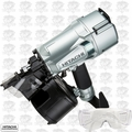 "Hitachi NV83A5 3-1/4"" Full Head Construction Coil Nailer 16 Deg NV83A3"