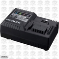 Hitachi UC18YSL3S 18V Lithium-Ion Battery Rapid Charger w/ USB Port