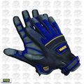 Irwin 432001 Large Heavy Duty Jobsite Gloves