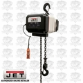 JET VOLT-200-03P-20 3PH 460V 20' LIFT VOLT 2T Var Spd Electric Chain Hoist