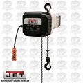 JET VOLT-050-03P-10 3PH 460V 10' LIFT VOLT 1/2T Var Spd Electric Chain Hoist