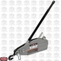 JET 286515K JG-150A 1-1/2-Ton Heavy-Duty Wire Rope Grip Puller with Cable