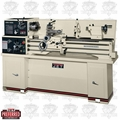 JET 321102 Metalworking Lathe w/ Acu-Rite Vue Dro + Collet Closer