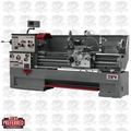 JET 321477 GH-1660ZX-TAK Lathe with Taper Attachment Installed