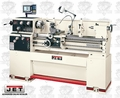 "JET 321577 13"" x 40"" GHE Lathes W/Taper Att, Collet Closer"