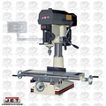 JET 350119 Mill Drill PLUS X-Axis Table Powerfeed