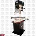 JET 350120 Mill Drill + Acu-Rite VUE DRO + X-Axis Table Powerfeed