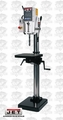 "JET 354031 J-A2608M-PF4 1 - 1-1/2HP 3PH 440V 20"" GH Drill Press + Powerfeed"
